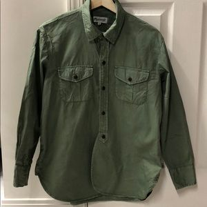 NWOT Madewell Button Down